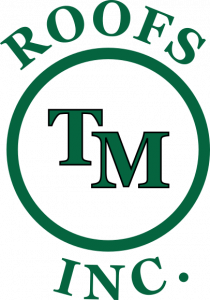 TM Roofs, INC. Logo